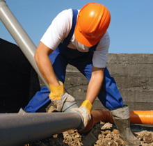 our Leesburg plumbers can handle both on residential and commercial plumbing jobs